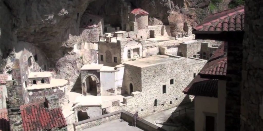 There will be no prayer ceremony at Sumela Monastery this year (upd)