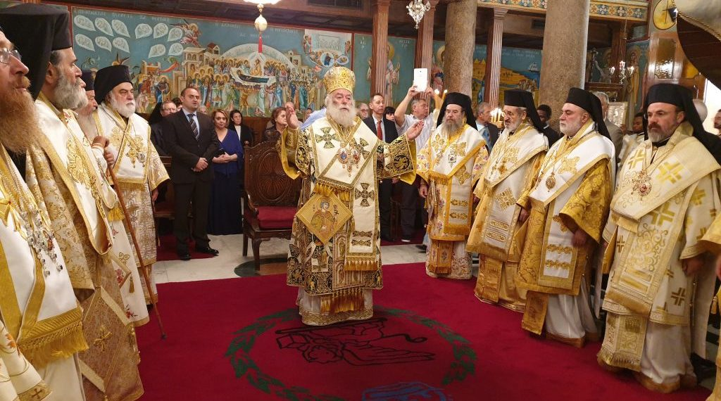 Patriarch of Alexandria: Our Patriarchate will live because it is God's will