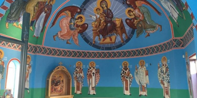 First Romanian Church in Africa to be consecrated this Saturday