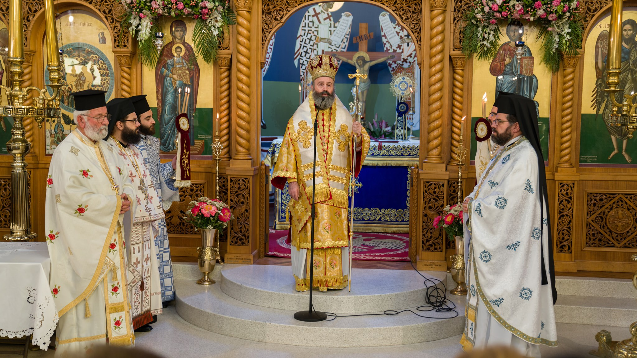 Archbishop Of Australia If There Was No Ecumenical Patriarchate Today We Would Be Like Sheep Without A Shepherd Upd Orthodox Times