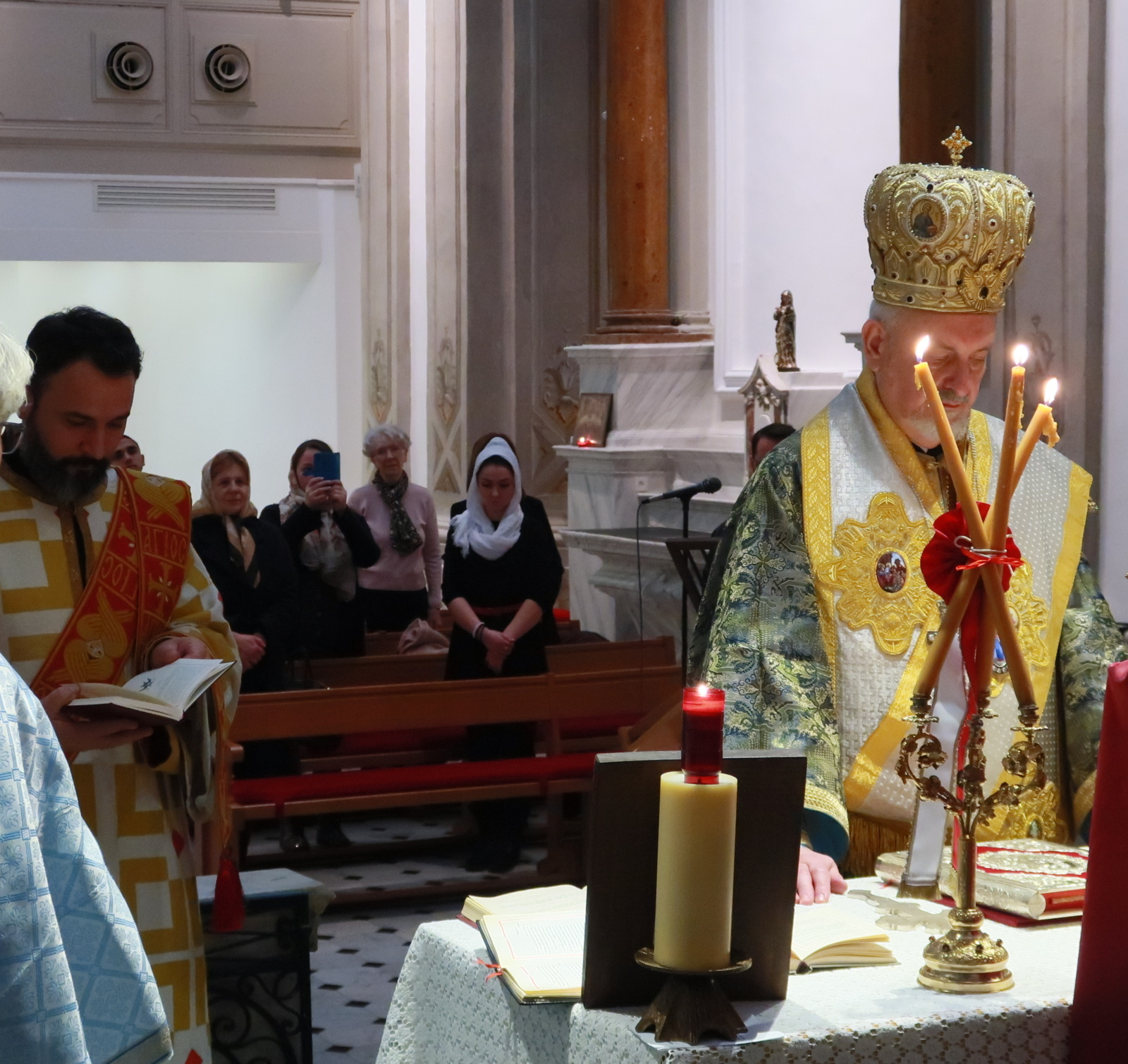 Metropolitan of France in Monaco to celebrate Feast of Theophany