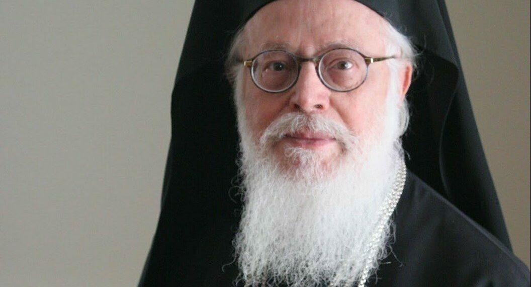 Archbishop Anastasios of Tirana: We need resistance to pandemic