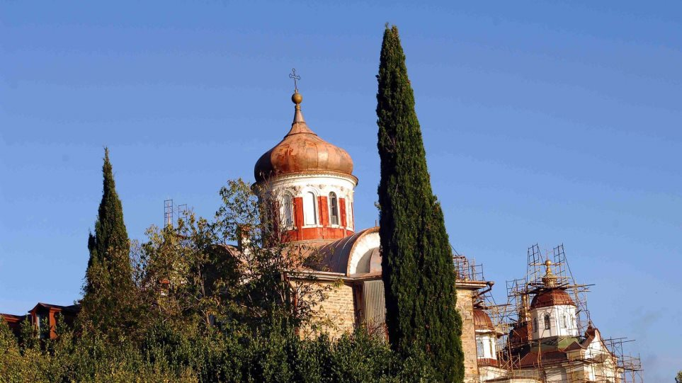 Restoration of damages on Mount Athos with assistance of Greek Armed Forces