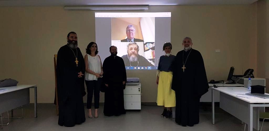 First PhD in Theology at University of Balamand
