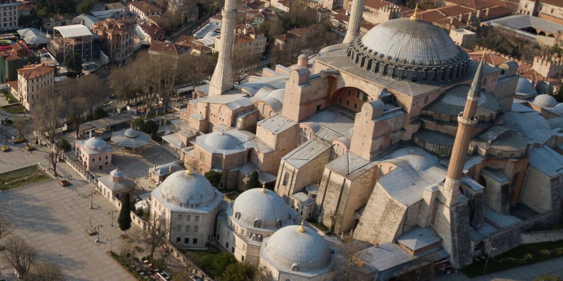 The Greek Community of Alexandria opposes the conversion of Hagia Sophia into a mosque