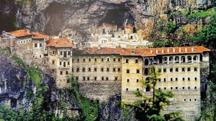 Panagia Sumela to open on Tuesday in Trabzon after five years of restoration work