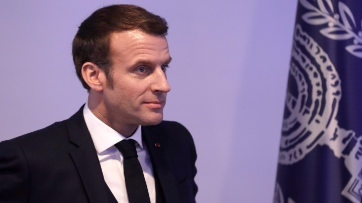 Macron Expresses Solidarity With Greece Cyprus In Facebook Post Written In Greek Orthodox Times