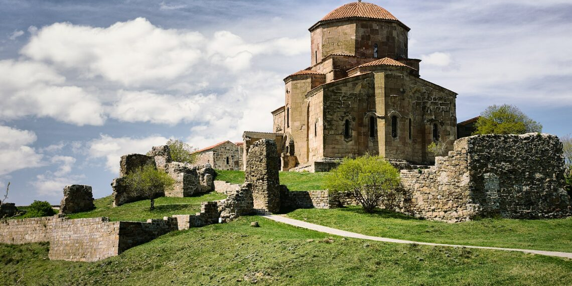 U.S. Embassy in Georgia allocates $ 506,000 for second phase of Jvari Monastery's Conservation