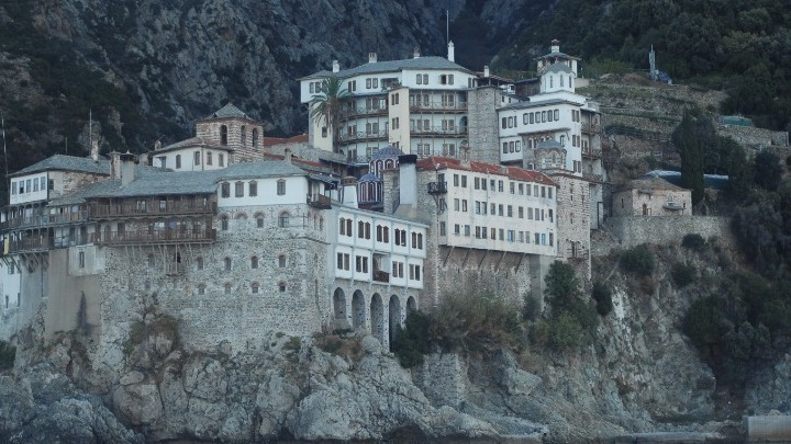 Mount Athos: From generators and firewood to solar energy