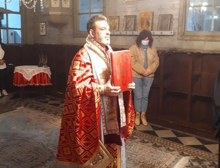 Feast of St. Anastasia the Roman in Halki