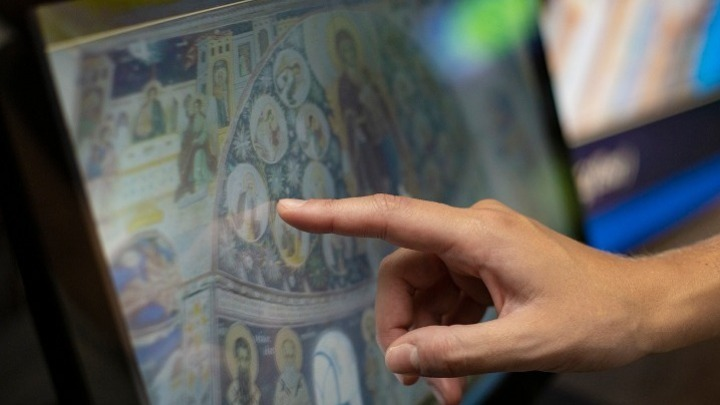 Mt. Athos treasures made public in digitized exhibition at Athens Concert Hall