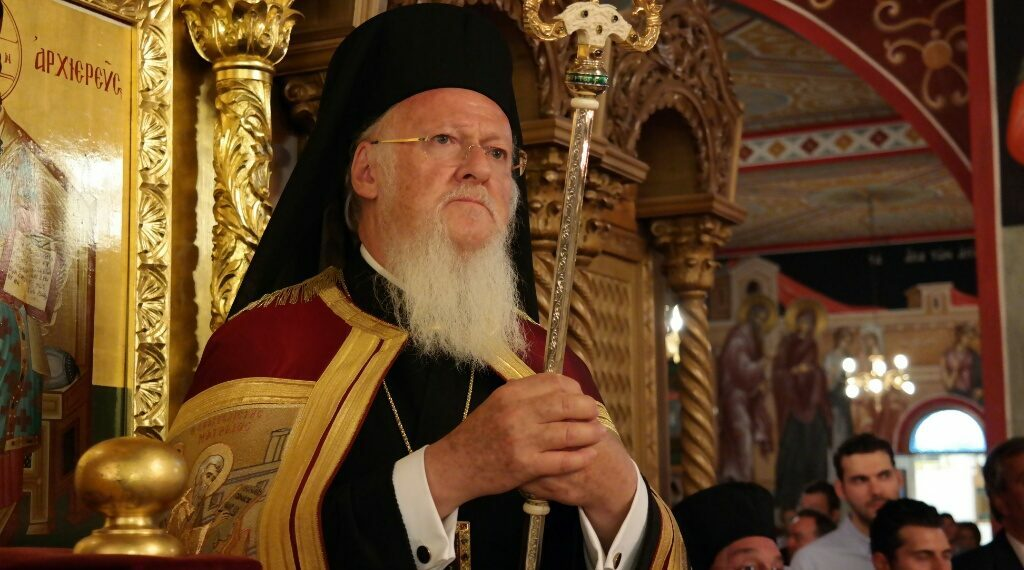 Ecumenical Patriarch celebrated at Metropolitan Church of Dormition in Imbros