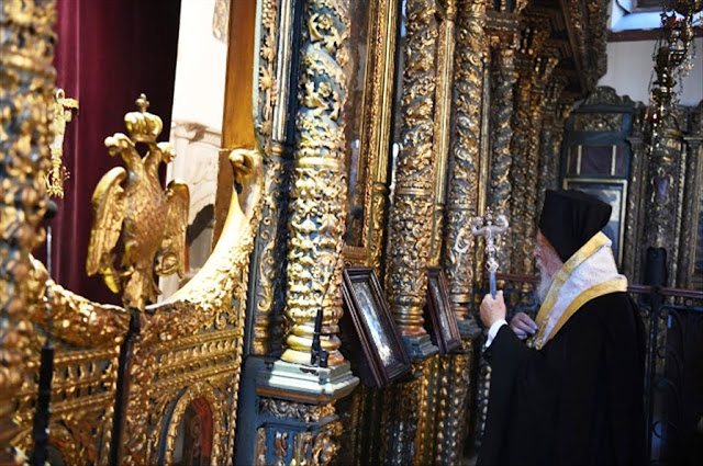 Patriarchal Memorial Service for the Blessed Metropolitan of Montenegro and the former Metropolitan of Pittsburgh (VIDEO)