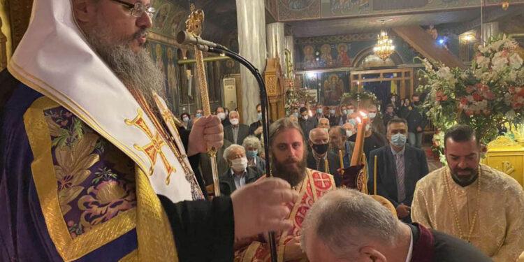 Metropolitan of Larissa and Tyrnavos is in self quarantine