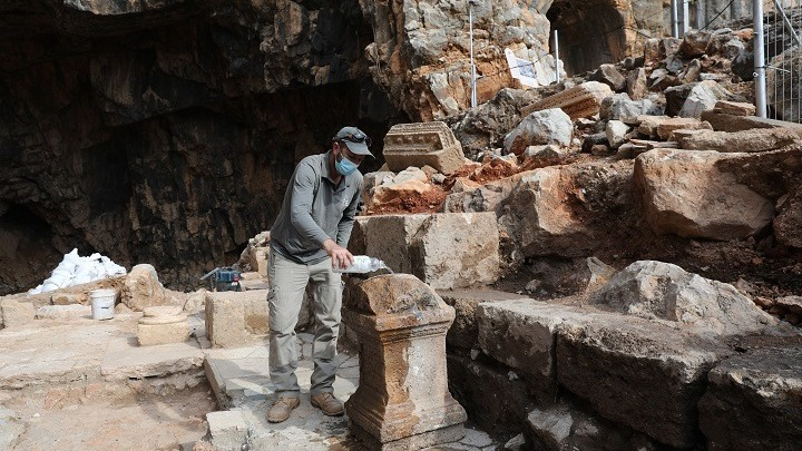 Archaeologists uncovered King David-era fortress on Golan Heights