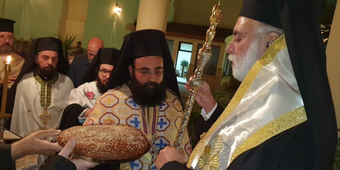 Greek Community of Egypt honored 100th anniversary since repose of Saint Nektarios
