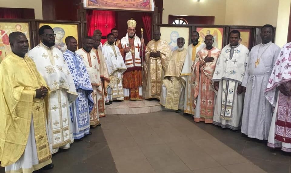 Metropolitan of Nigeria: 23 years of Episcopal ministry
