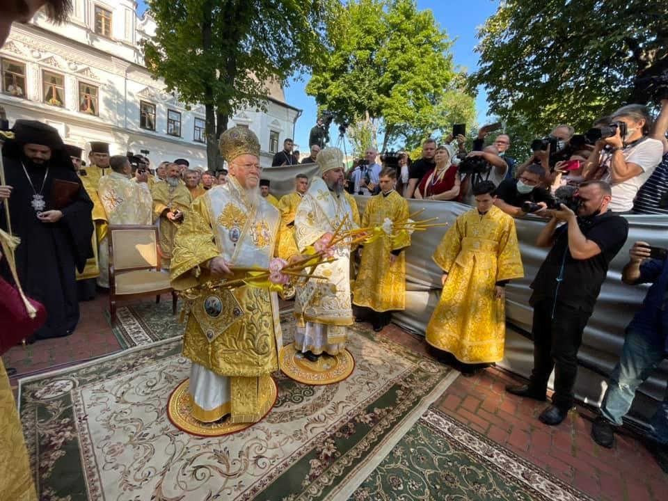 ecumenical patriarch kyiv