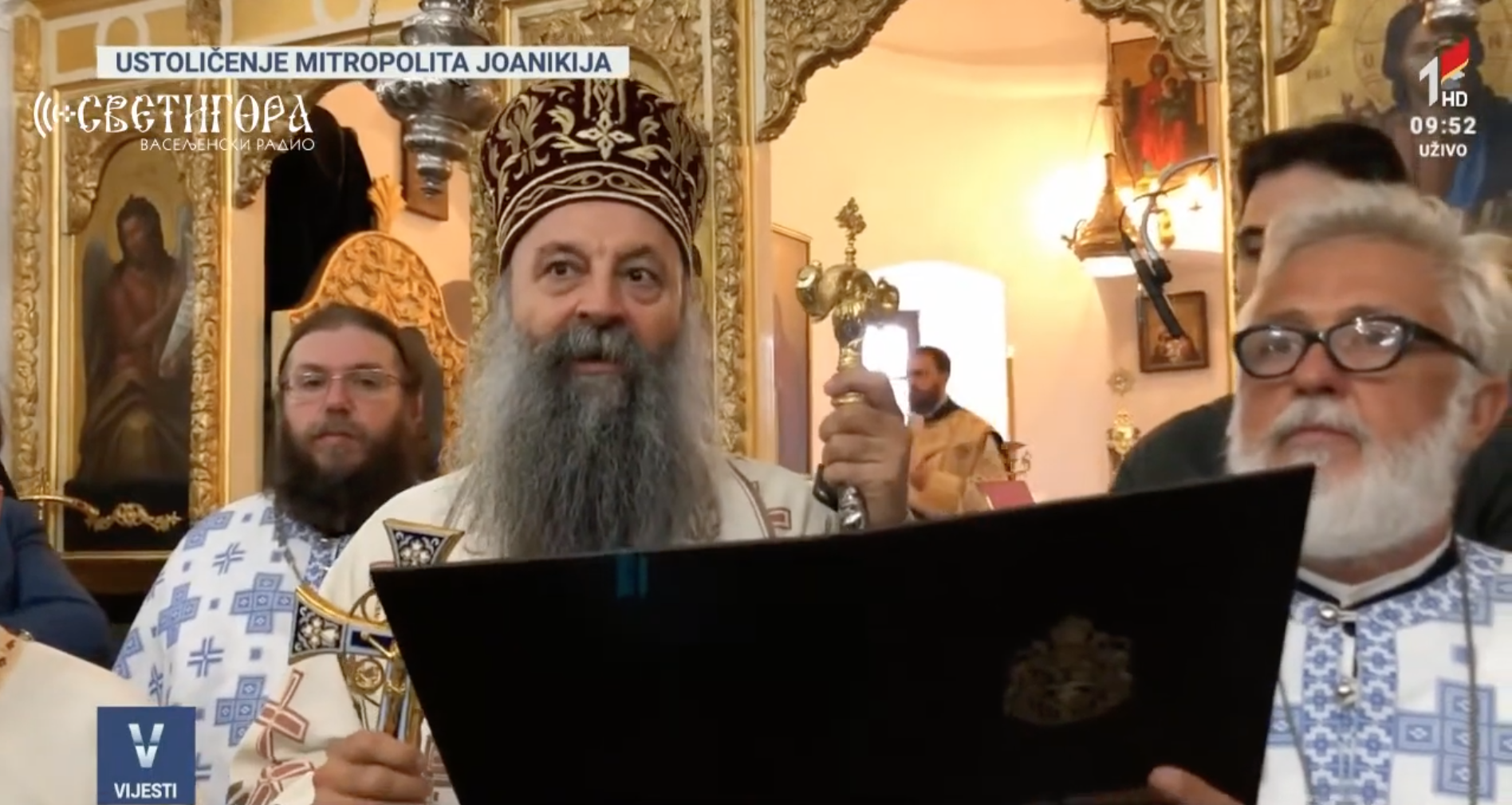 Metropolitan Joanikije of Montenegro