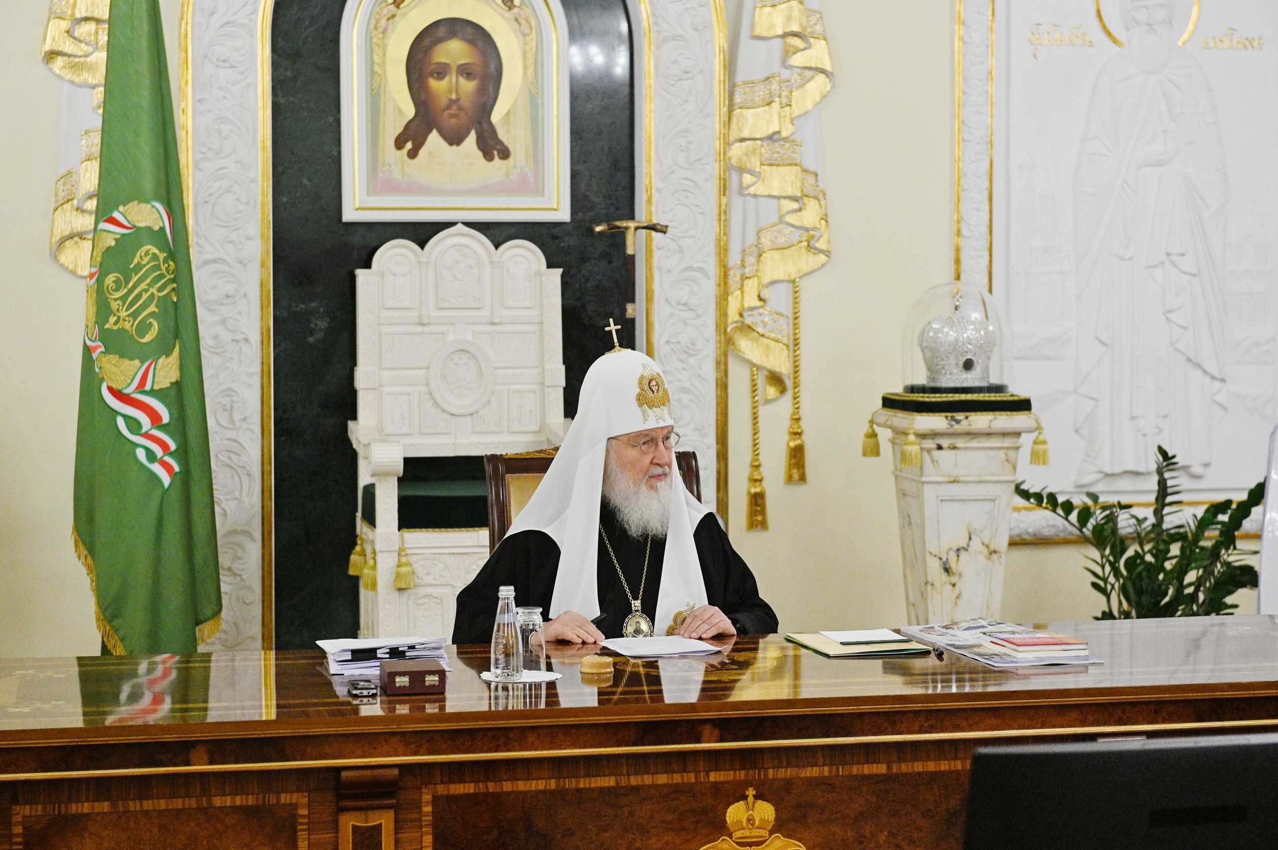 patriarch of moscow kyrill